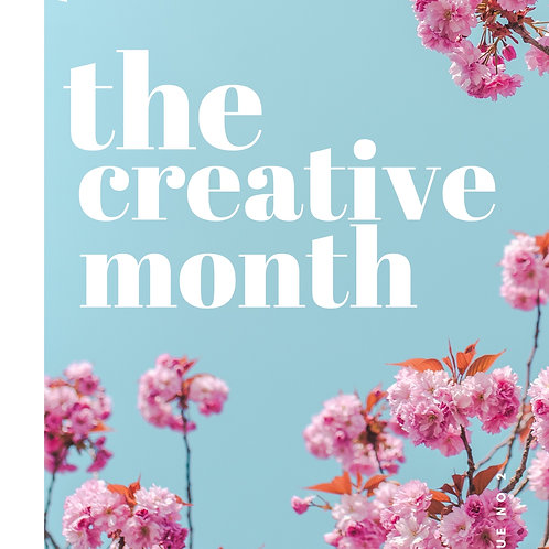 The Creative Month May Issue 2