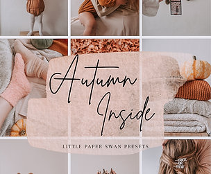 Autumn Inside Mobile Preset