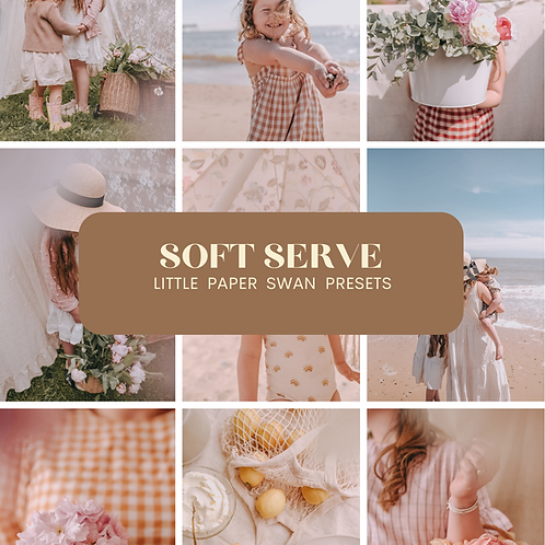 Soft Serve Mobile Preset