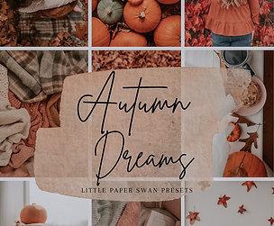 Autumn Dreams Mobile Preset