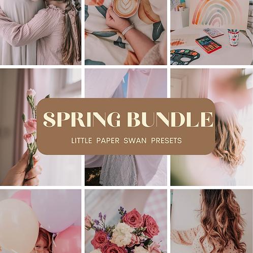 Spring Bundle Mobile Preset