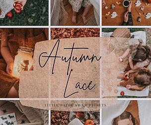 Autumn Lace Mobile Preset