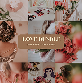 Love Bundle Mobile Preset