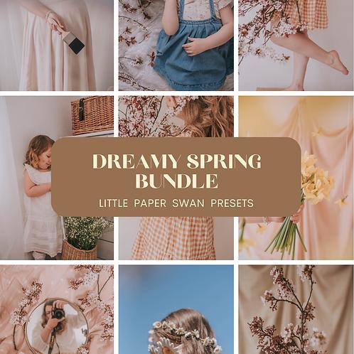 Dreamy Spring Bundle Mobile Preset