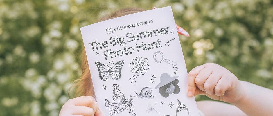 #thebigsummerphotohunt Pack