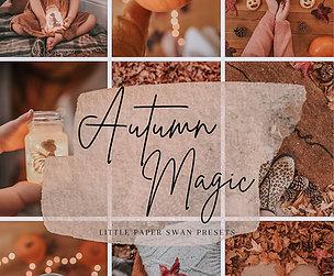 Autumn Magic Mobile Preset