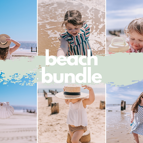 Beach Bundle Mobile Presets