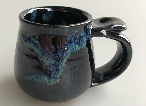 Black & Blue Mug