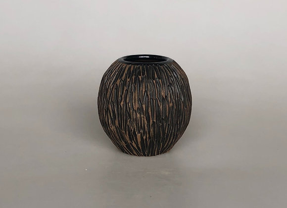 Carved Small Vessel