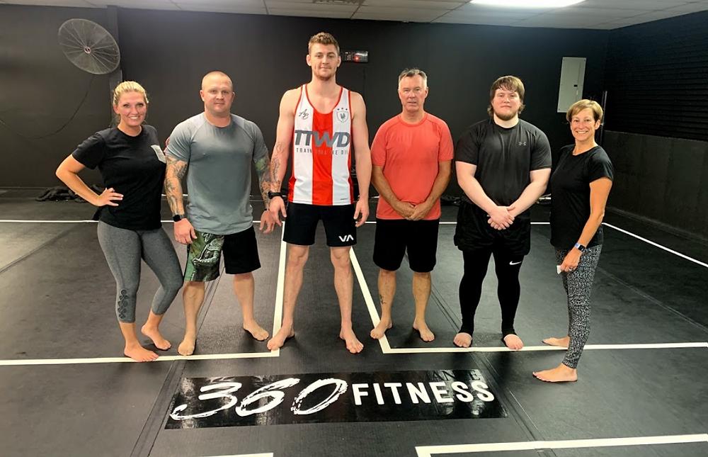 group fitness classes in Keller, Texas