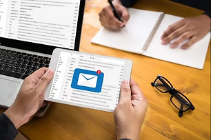 monthly email marketing service