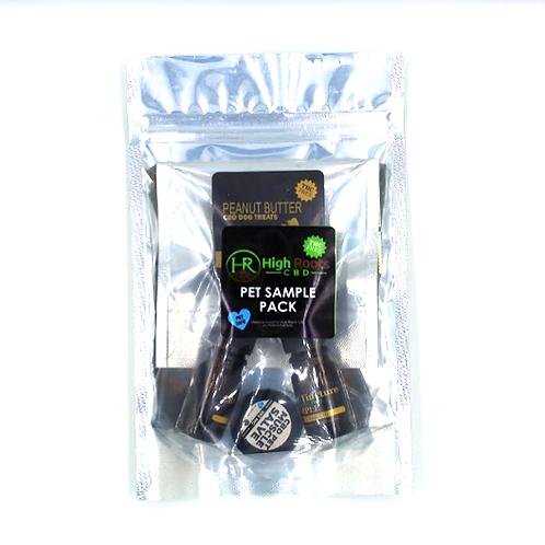 Pet CBD Sample Pack