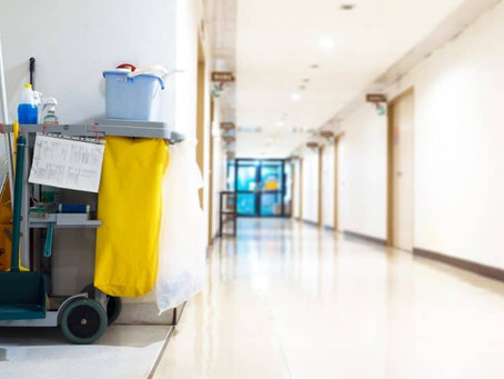10 Reasons why your Business needs Clean Floors during Covid-19