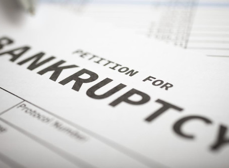 Why Businesses Should Consider Bankruptcy