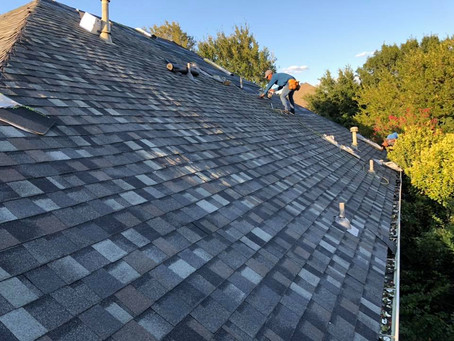 Common Signs of Roof Damage
