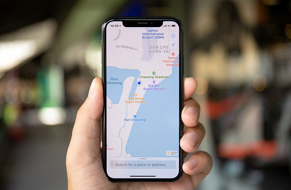 how to connect your business to apple maps