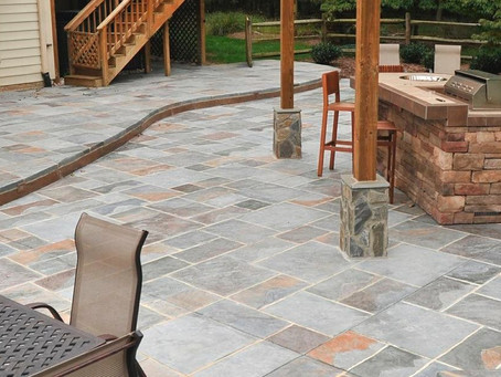 The Benefits of Stamped Concrete & Why You Should Consider Stamped Concrete for Your Driveway