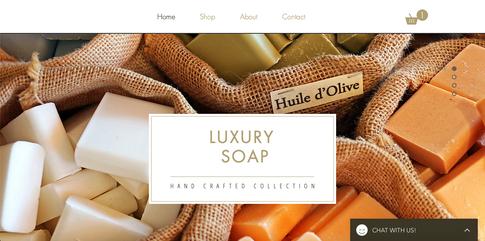 My Luxury Soap