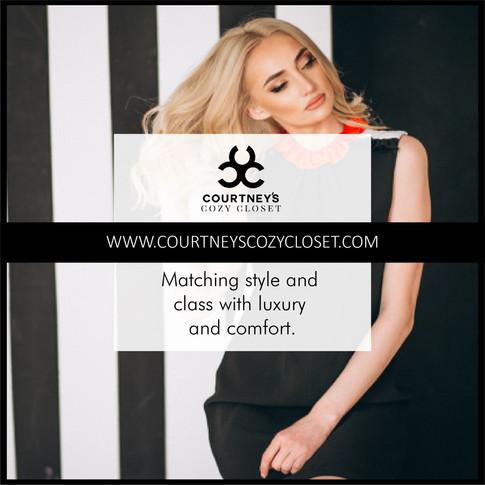 Courtneys Cozy Closet
