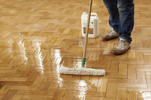 floor cleaning and restoration near me