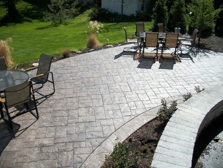 REMODELING YOUR PATIO: STAMPED CONCRETE TRENDS