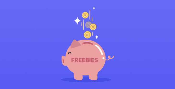 website freebies