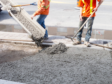 Types of Concrete Used in Texas Residential Projects