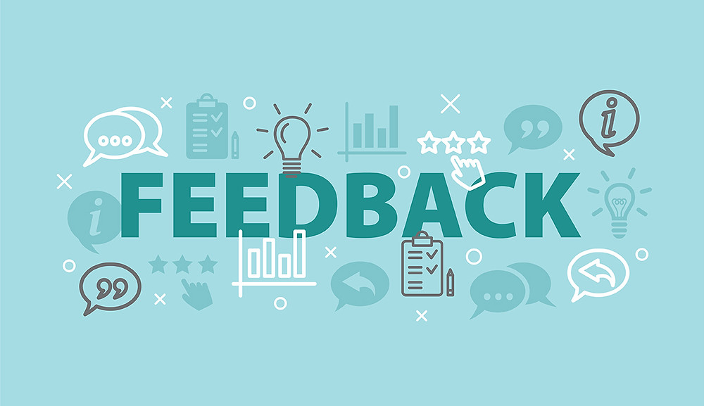 social media marketing feedback channels