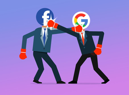 Google Advertising vs. Facebook Advertising