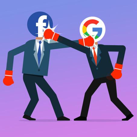 Google Advertising vs. Facebook Advertising