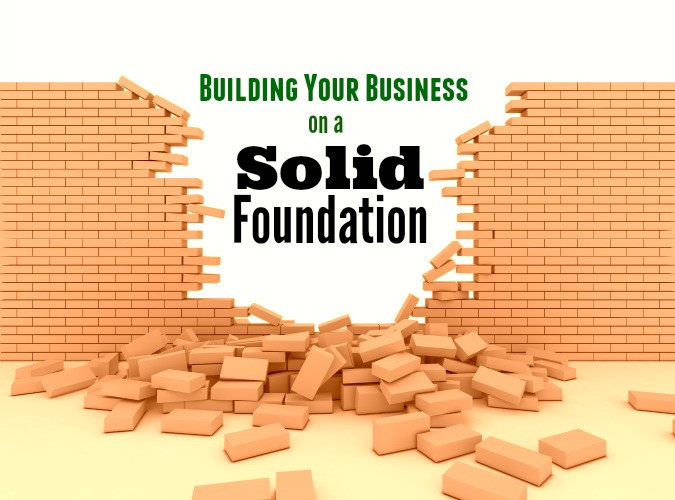 website is your business's online foundation