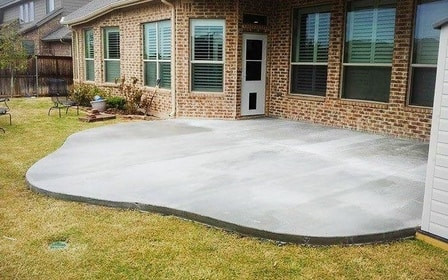 residential concrete company in dallas/fort worth, texas