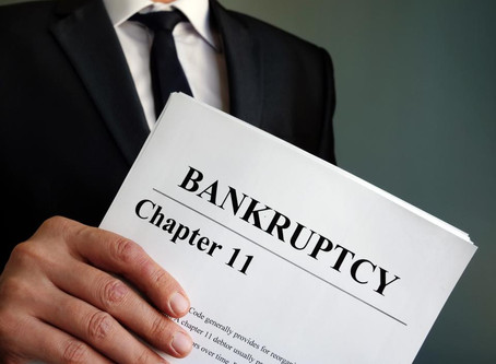 Why Bankruptcy?