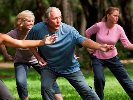 The Benefits of Tai Chi for the Elderly