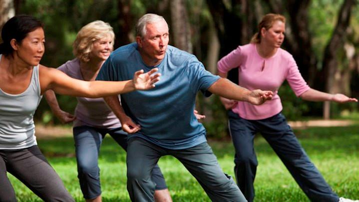 Tai Chi classes for elderly in Austin, Texas