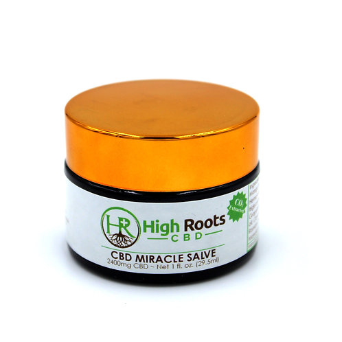 2400 mg Miracle Muscle Cream Full Spectrum