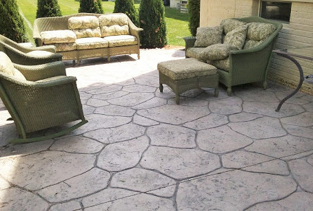 What is Stamped Concrete and where can I get it?