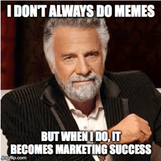 social marketing memes