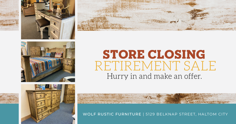 Wolf Rustic Furniture