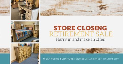 Wolf Rustic Furniture
