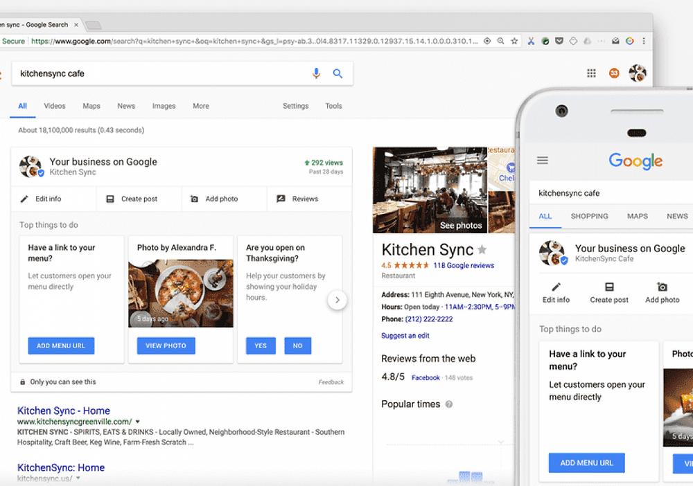 Google My Business Setup Service