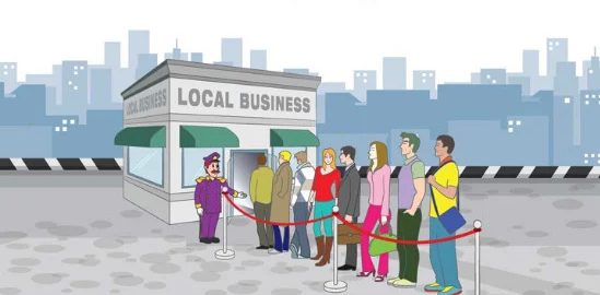 Using google ads for local business