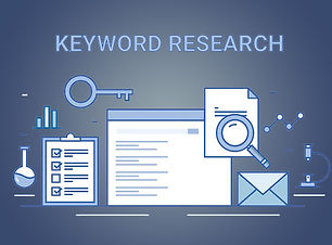 SEO and SEM keyword research service