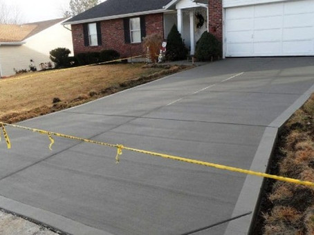Should You Repair or Replace Your Concrete Driveway?