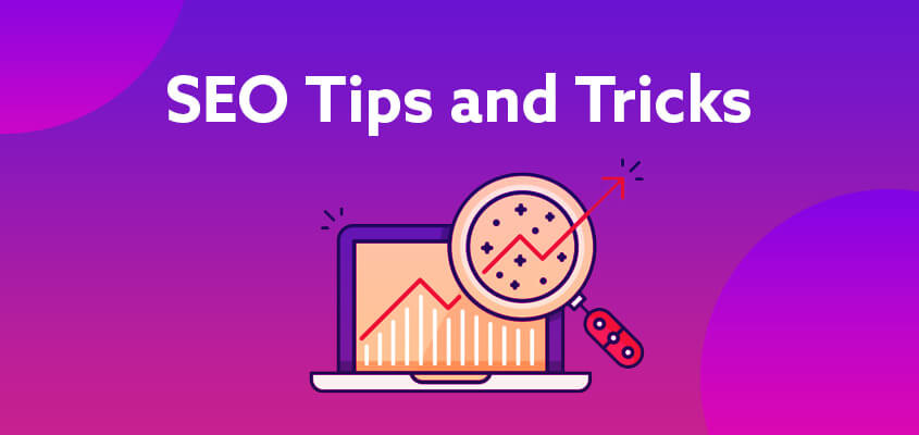Simple SEO tips and tricks