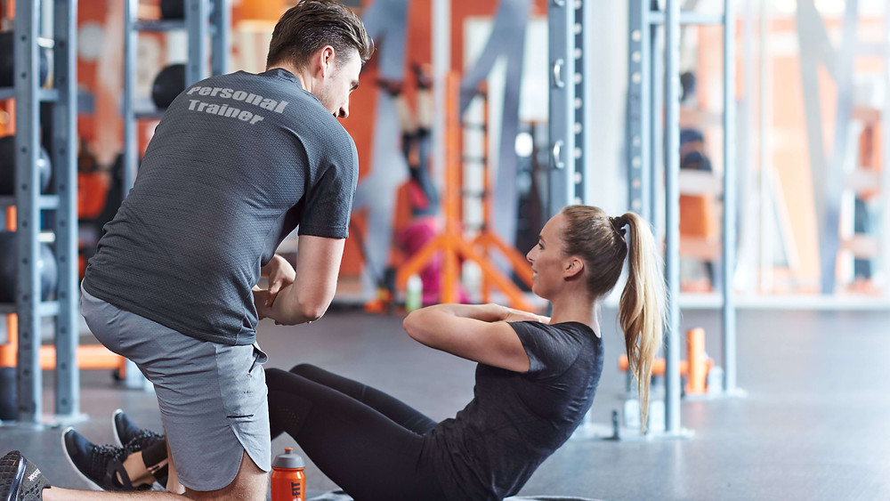 Personal fitness trainer in Keller, Texas