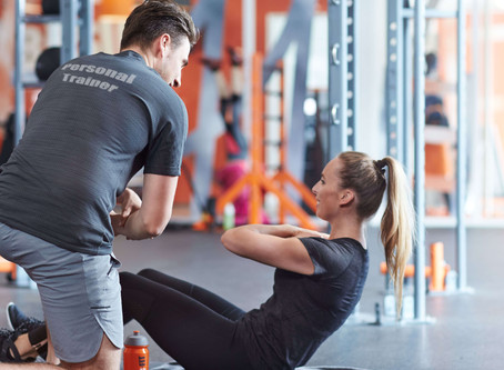 What You Can Gain With A Personal Fitness Trainer