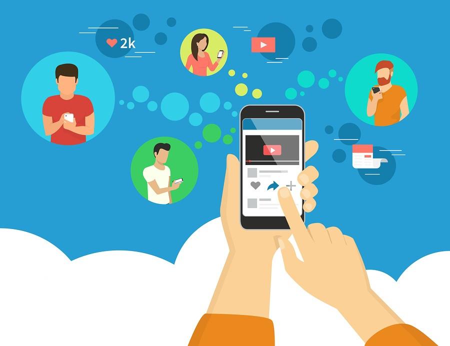 content fuels social media