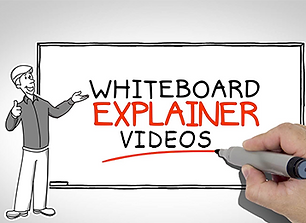 White board animation explainer video service