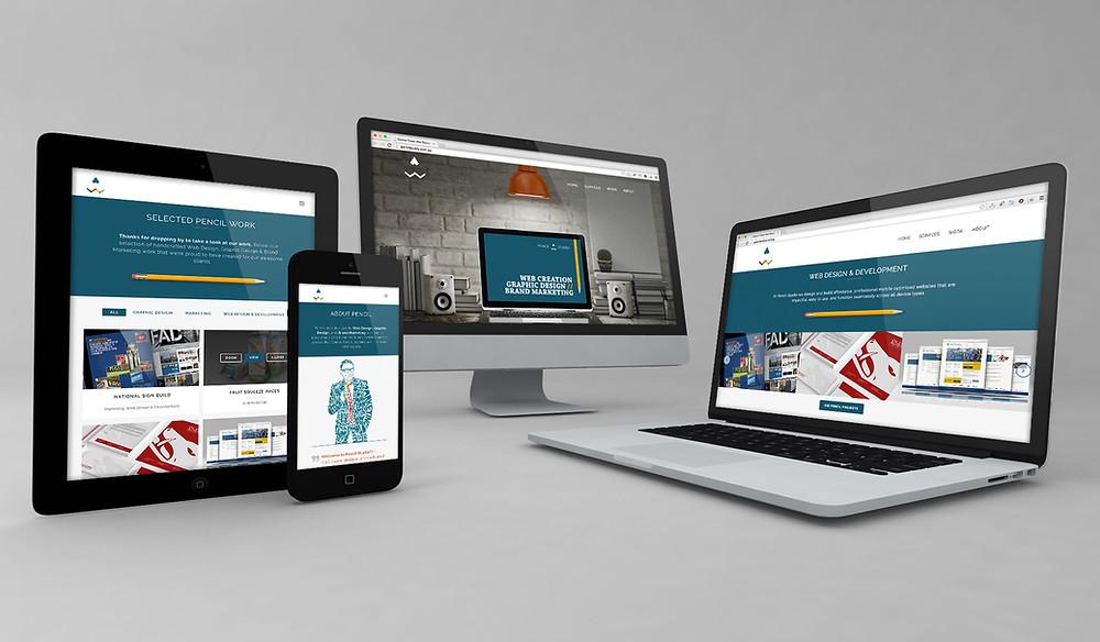 The Social Sharks web design agency
